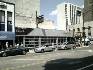 Chipotle in Chicago