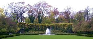 Conservatory Garden in Central Park
