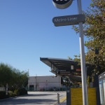 The eastern terminus, North Hollywood, is visually distinct.