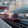 DLR at West India Quays