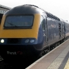 Train at Didcot Parkway